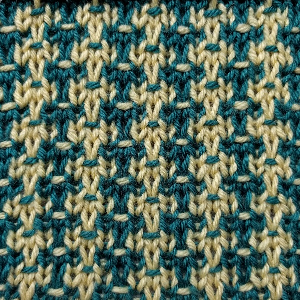 Speckled Tweed Stitch - Purl Avenue