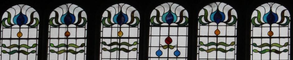 Stained Class Window