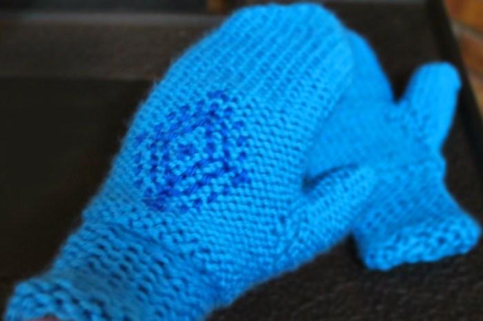 Anna's Anna's Snowflake Mittens Frozen Gloves