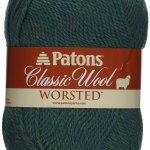 DIY learn to knit gift set Patons Classic Wool