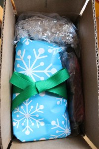 How to ship cookie gift packages.