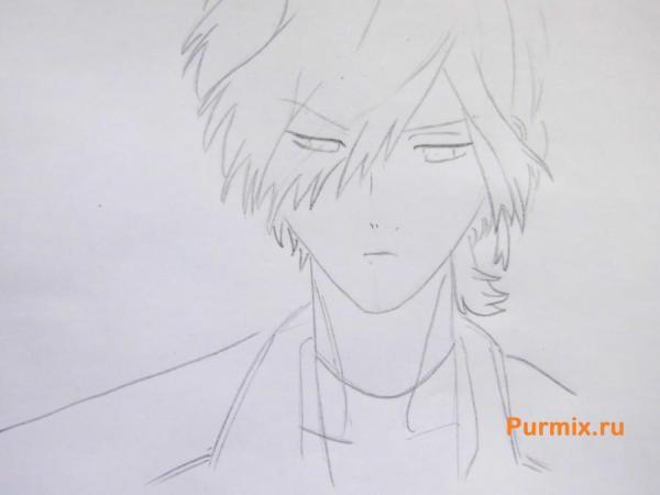 Как нарисовать Субару Сакамаки из Дьявольские возлюбленные ...
