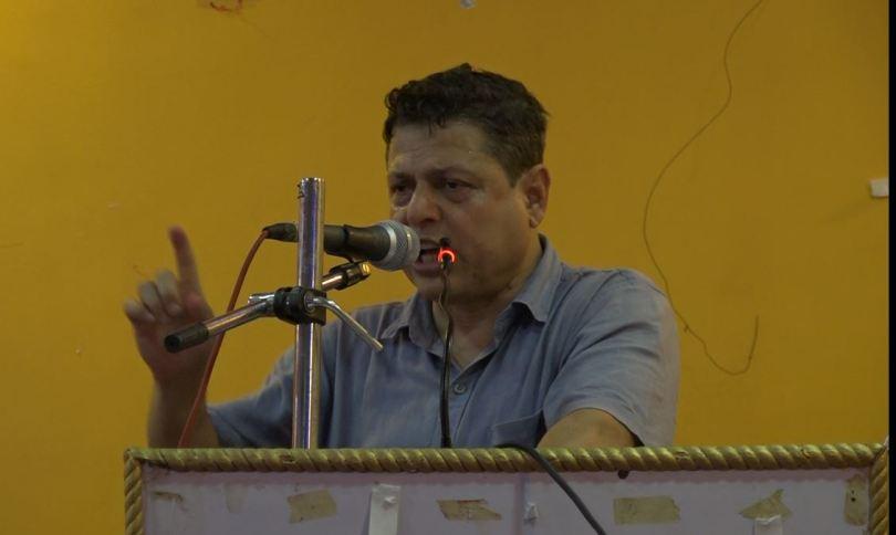 केपी ओलीको एमाले दलाल र अवरवादीहरुको पार्टी ः प्रवक्ता खतिवडा