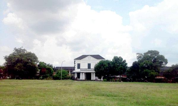 Bangunan Pamedan Mangkunegaran