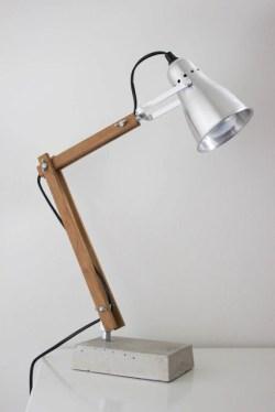 ikea hackers - pöytälamppu