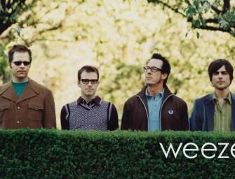 Weezer libera mais uma música do seu novo disco