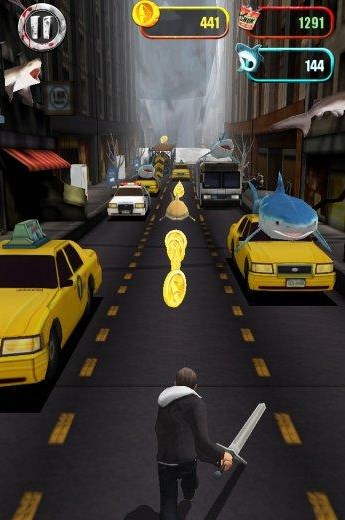 Sharknado Game