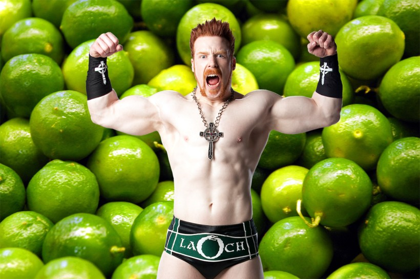 Luchamania Too many limes