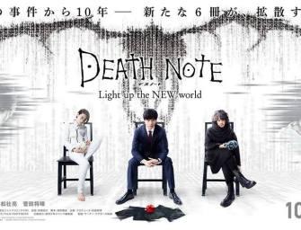 Sequência de Death Note que ninguém pediu ganha trailer