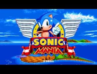 Sonic Mania é jogo de Sonic raiz, Sonic moleque, Sonic bola de meia