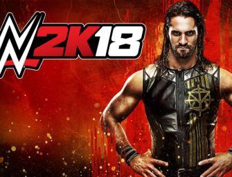 Modo carreira de WWE 2K18 finalmente tá começando a parecer legal