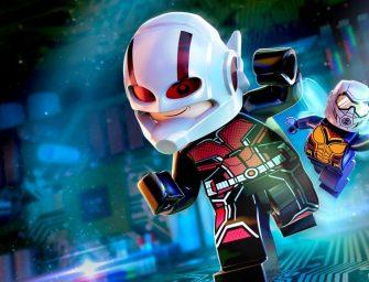 Homem-Formiga e a Vespa ganham DLC especial em LEGO Marvel Super Heroes 2