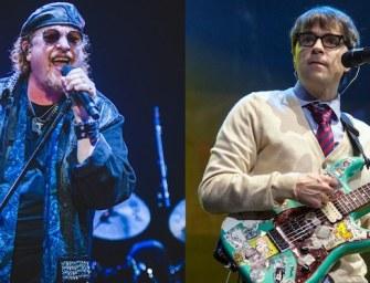 Weezer fez cover de Africa, do Toto. Agora, Toto retribuiu a gentileza com cover do Weezer