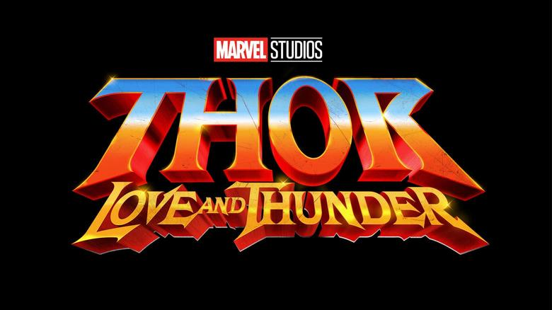Marvel Thor Love and Thunder