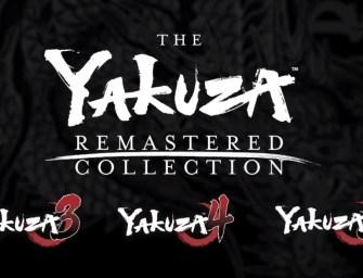 Remasters de Yakuza 3, 4 e 5 são confirmados para o Ocidente