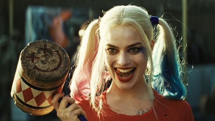 Esquadrão Suicida Harley Quinn Netflix