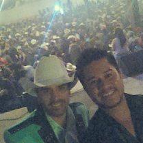 En La Blanca Zacatecas Con Antonio Briseño (Voz) de La Fe Norteña