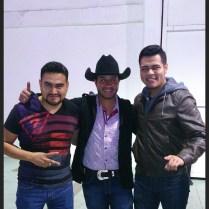 En Tulpetlac Ecatepec, Estado de México Con Antonio Cerda (Voz) de Conjunto Agua Azul y Pedro Ríos (Voz) de Conjunto Azabache