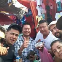 En Chiconcuac Estado de México Con La Descendencia de Río Grande