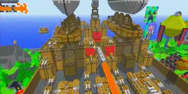 Mundos de Minecraft