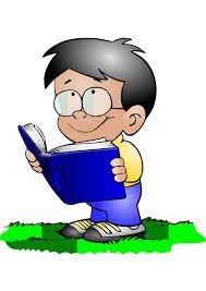 Niño con libro