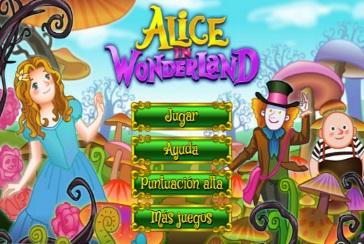 Juego en línea de Alicia en el país de las maravillas