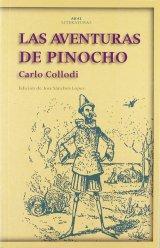 Pinocho, portada del libro original
