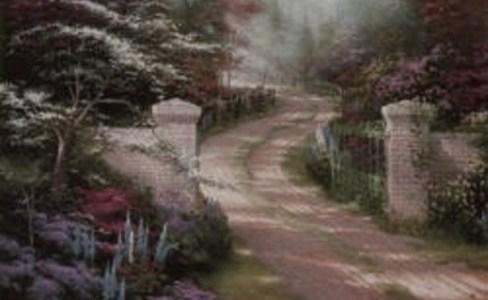 Jardín triste