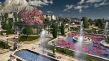 Anno 1800 Botanica - Sakura Flowers
