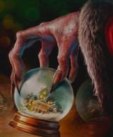Historia de Krampus (la garra)