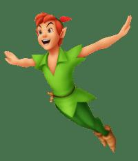 Peter Pan resumen