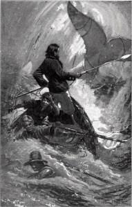 La cacería de Moby Dick