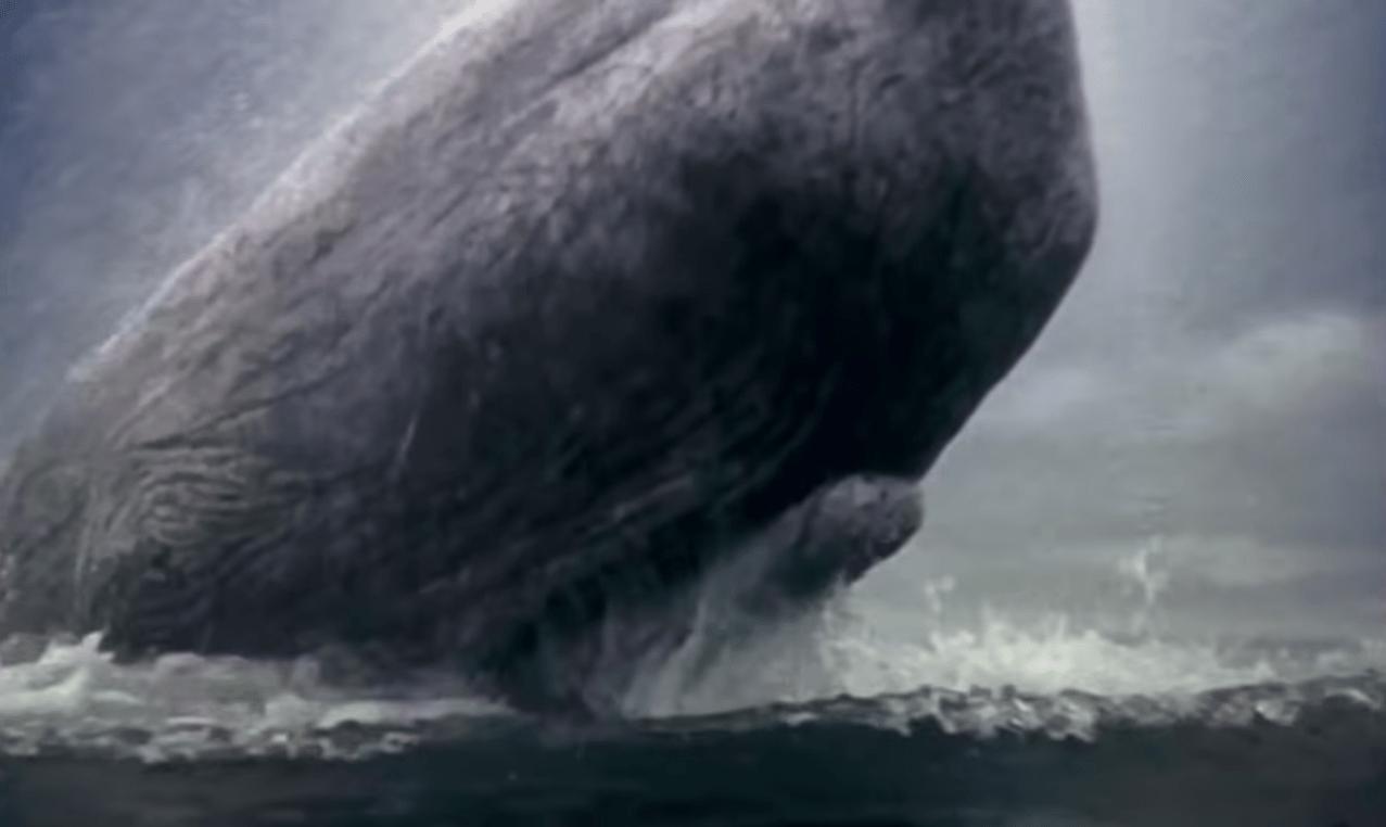 La historia de Moby Dick