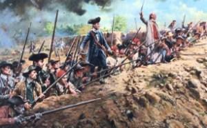 Historia del 4 de julio - Batalla de Lexington y Concord