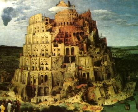 Historia de la Torre de Babel
