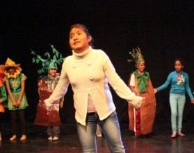 El teatro en la escuela infantil - actividades teatrales educativas