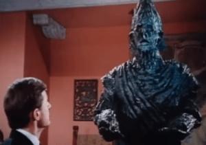 La estatua viviente, película de 1966