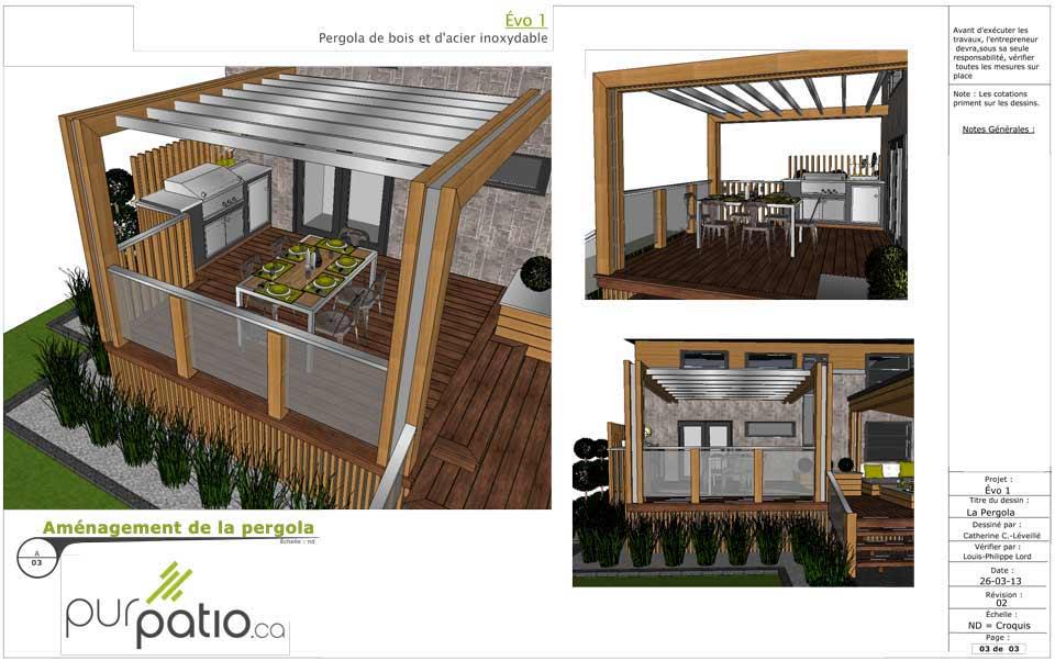 purevo deck concept