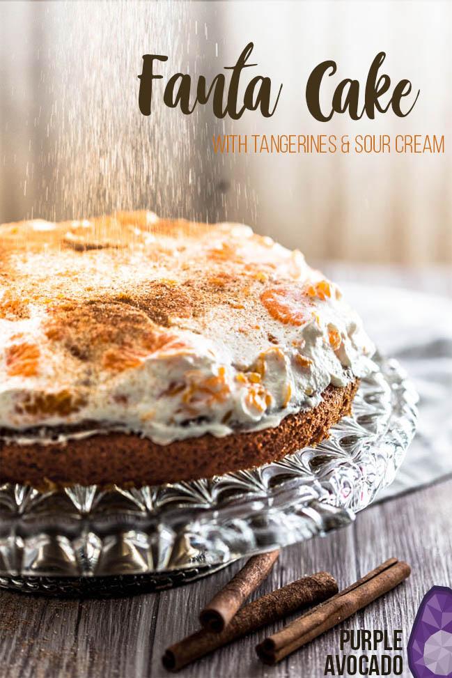 Prime Fanta Cake Recipe With Mandarins And Sour Cream Purple Avocado Funny Birthday Cards Online Hendilapandamsfinfo
