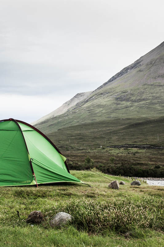 Great campsites in Scotland: