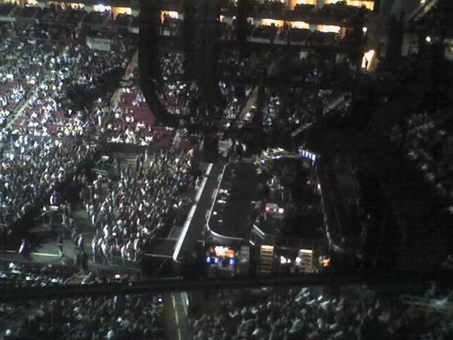 Bruce Springsteen Concert - Houston, TX 4-8-09