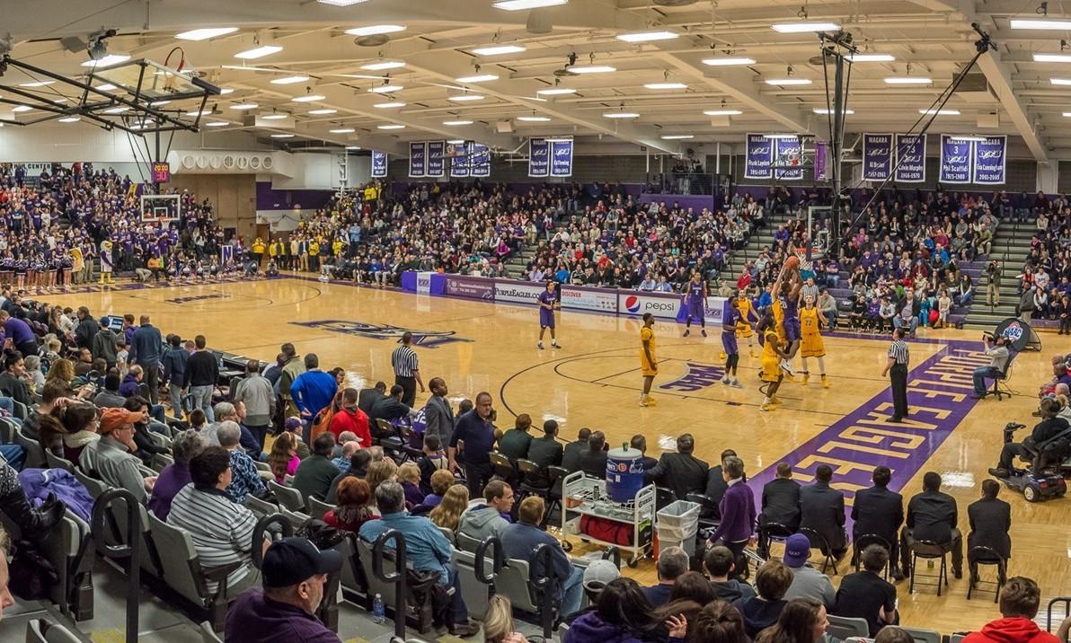 Gallagher Center - Facilities - Niagara University Athletics