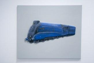 """Finished """"Mallard No. 4468"""" 3D Acrylic Painting"""