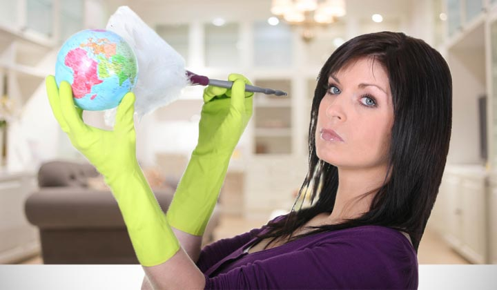 Client Mistrust for Independent cleaners