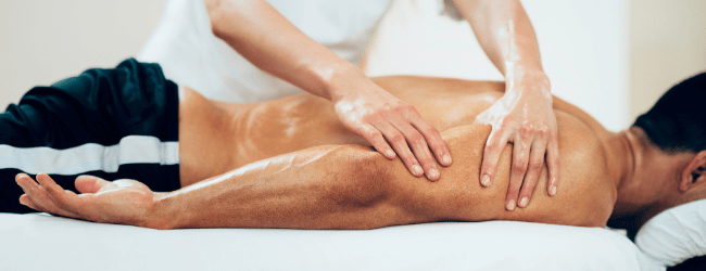 PF - how can sports massage complement other therapies