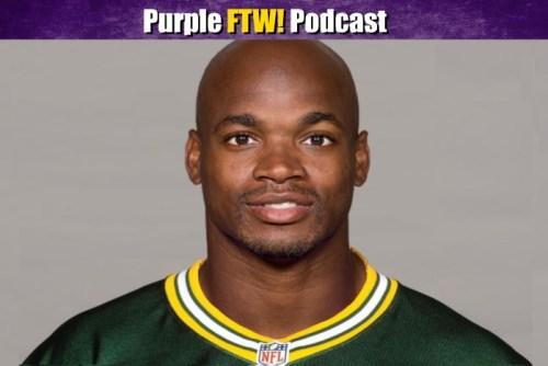 Minnesota Vikings - Adrian Peterson
