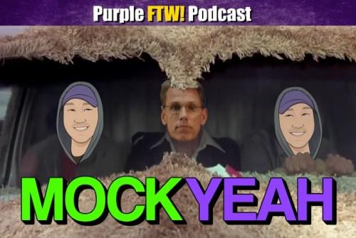 Purple FTW! - Mock (Yeah) -ing (Yeah) Listener (Yeah) Mock (Drafts) (ep. 366) - Minnesota Vikings - 1500 ESPN