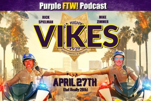 Purple FTW! Podcast: Vikings NFL Draft Derby with Matt Waldman, Eric Eager, and JReidDraftScout (ep. 369) - Minnesota Vikings - 1500 ESPN