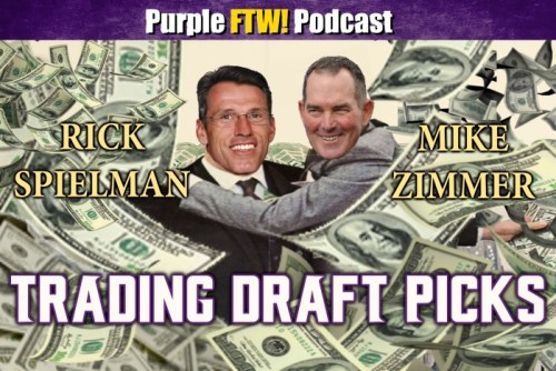 Purple FTW! Podcast: Recapping the Minnesota Vikings' 2017 NFL Draft (ep. 370) - Minnesota Vikings - 1500 ESPN