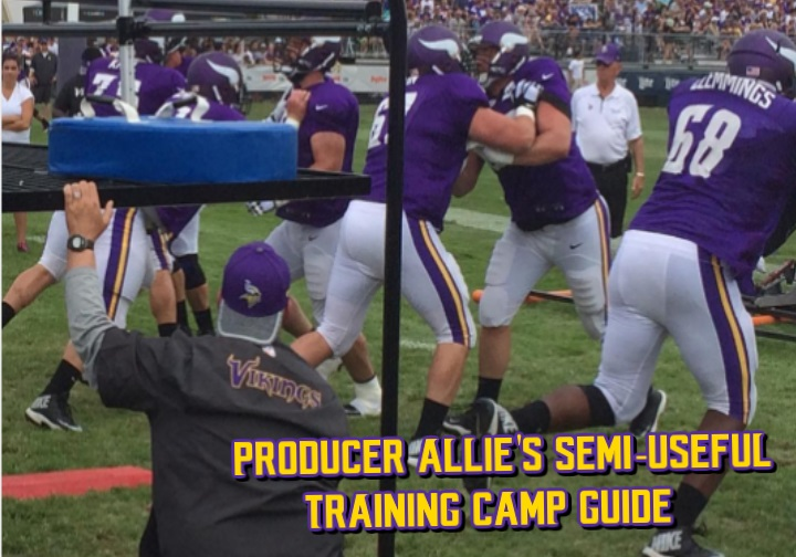 Allie Training Camp - 01